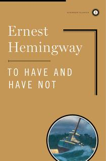 Picture of a book: To Have And Have Not