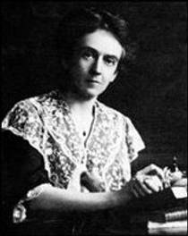 Picture of an author: Edith Hamilton