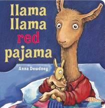 Picture of a book: Llama Llama Red Pajama