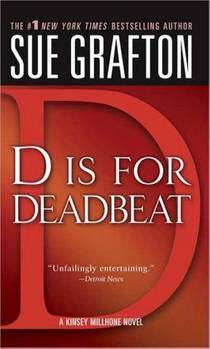 Picture of a book: D is for Deadbeat