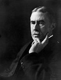 Picture of an author: A.E. Housman
