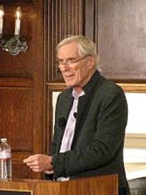 Picture of an author: Mark Strand