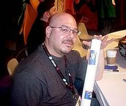 Picture of an author: Greg Rucka