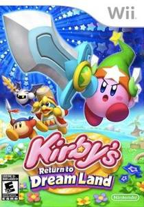 Picture of a game: Kirby's Return To Dream Land