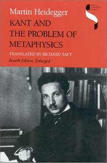 Picture of a book: Kant and the Problem of Metaphysics