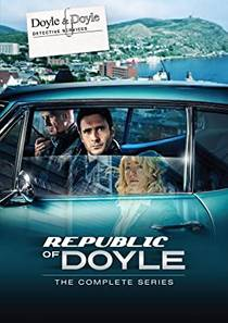 Picture of a TV show: Republic Of Doyle