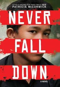 Picture of a book: Never Fall Down