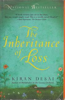 Picture of a book: The Inheritance Of Loss