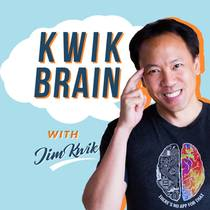 Picture of a podcast: Kwik Brain With Jim Kwik