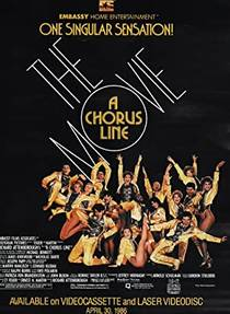 Picture of a movie: A Chorus Line