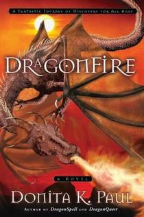 Picture of a book: Dragonfire