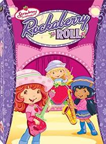 Picture of a TV show: Strawberry Shortcake