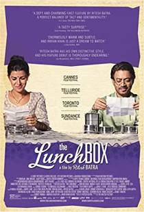 Picture of a movie: The Lunchbox
