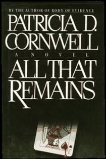 Picture of a book: All That Remains
