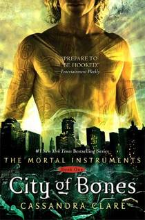Picture of a book: City Of Bones