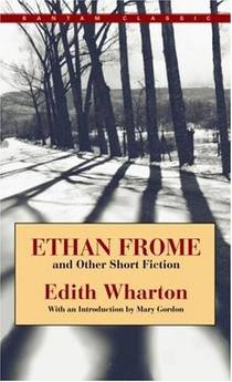 Picture of a book: Ethan Frome and Other Short Fiction