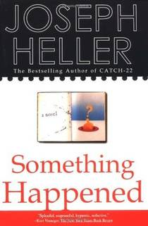 Picture of a book: Something Happened