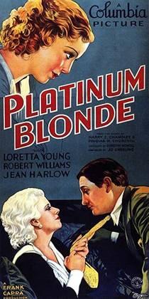 Picture of a movie: Platinum Blonde