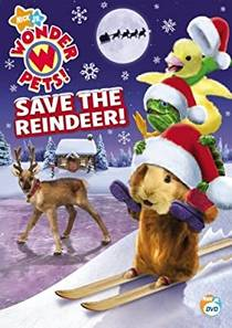 Picture of a TV show: Wonder Pets!