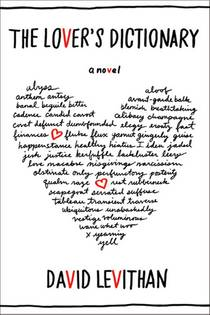 Picture of a book: The Lover's Dictionary