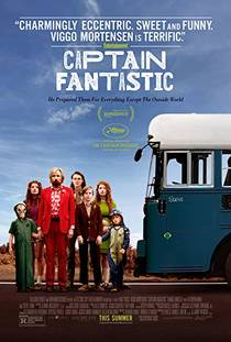 Picture of a movie: Captain Fantastic