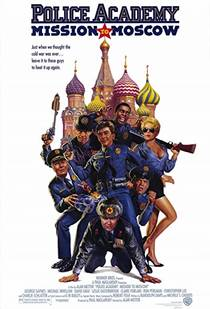 Picture of a movie: Police Academy: Mission To Moscow