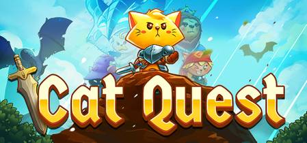 Picture of a game: Cat Quest