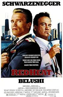 Picture of a movie: Red Heat