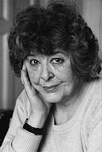 Picture of an author: Diana Wynne Jones