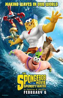 Picture of a movie: The Spongebob Movie: Sponge Out Of Water