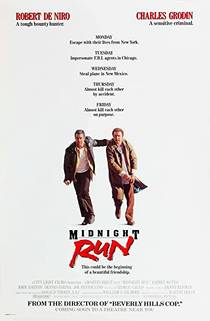 Picture of a movie: Midnight Run