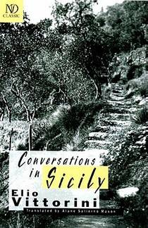 Picture of a book: Conversations in Sicily