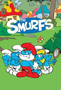 Picture of a TV show: Smurfs