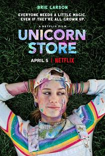 Picture of a movie: Unicorn Store