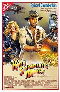 Picture of a movie: King Solomon's Mines