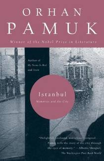 Picture of a book: Istanbul: Memories And The City