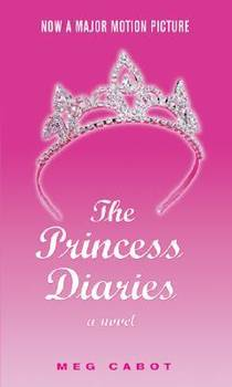 Picture of a book: The Princess Diaries