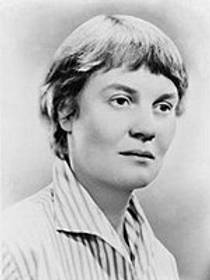 Picture of an author: Iris Murdoch