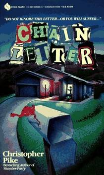 Picture of a book: Chain Letter