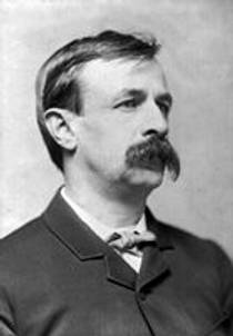 Picture of an author: Edward Bellamy