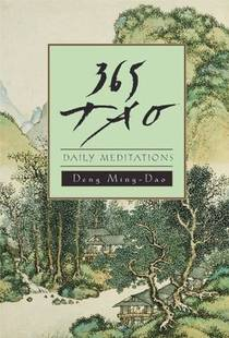 Picture of a book: 365 Tao: Daily Meditations