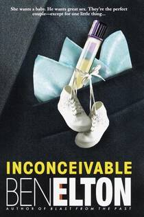 Picture of a book: Inconceivable