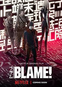 Picture of a movie: Blame!