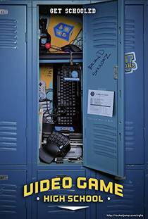 Picture of a TV show: Video Game High School