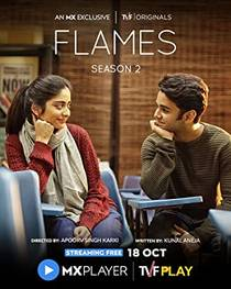 Picture of a TV show: Flames