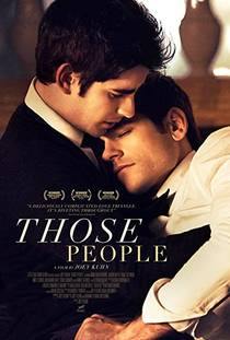 Picture of a movie: Those People