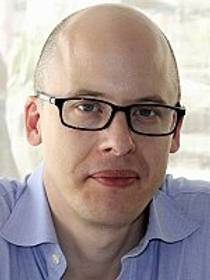 Picture of an author: Lev Grossman