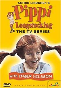 Picture of a TV show: Pippi Långstrump