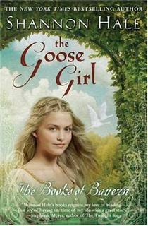 Picture of a book: The Goose Girl