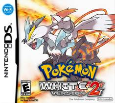 Picture of a game: Pokemon Black Version 2